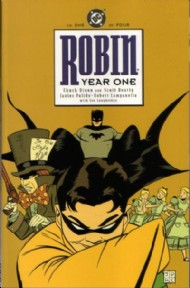 Robin: Year One 2000 - 2001 #1