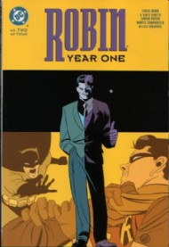Robin: Year One 2000 - 2001 #2