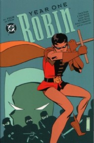Robin: Year One 2000 - 2001 #4
