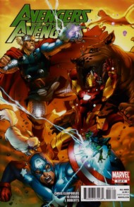 Avengers Vs. the Pet Avengers 2010 #3