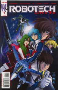 Robotech: Love and War 2003 - 2004 #1