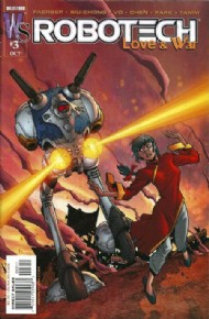 Robotech: Love and War 2003 - 2004 #3