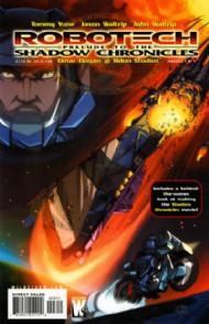 Robotech: Prelude to the Shadow Chronicles 2005 - 2006 #3