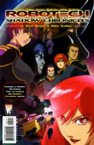 Robotech: Prelude to the Shadow Chronicles 2005 - 2006 #5