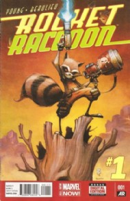 Rocket Raccoon 2014 #1
