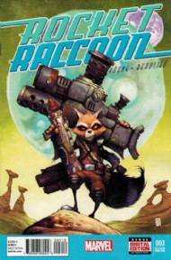 Rocket Raccoon 2014 #3