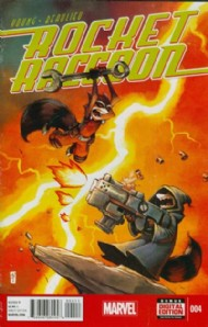 Rocket Raccoon 2014 #4