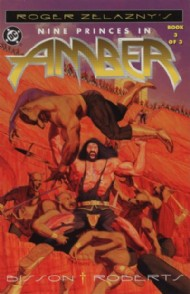 Roger Zelazny's Amber: Nine Princes in Amber 1996 #3