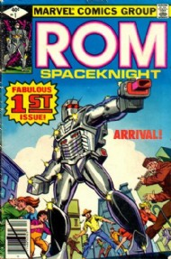 Rom Spaceknight 1979 - 1986 #1