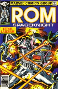 Rom Spaceknight 1979 - 1986 #2