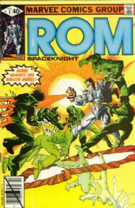 Rom Spaceknight 1979 - 1986 #3