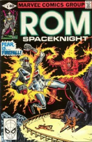 Rom Spaceknight 1979 - 1986 #4