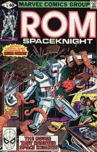 Rom Spaceknight 1979 - 1986 #5