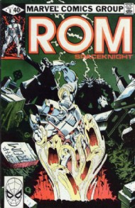 Rom Spaceknight 1979 - 1986 #8