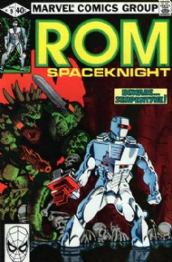 Rom Spaceknight 1979 - 1986 #9