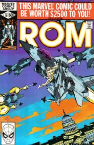 Rom Spaceknight 1979 - 1986 #10