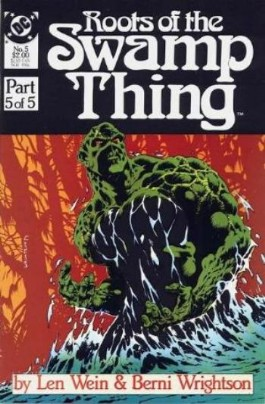 Roots of the Swamp Thing #5
