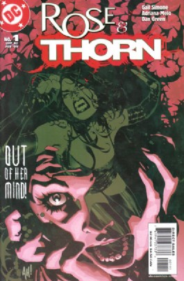 Rose and Thorn #1