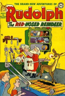 Rudolph, the Red-Nosed Reindeer #1