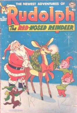 Rudolph, the Red-Nosed Reindeer #2