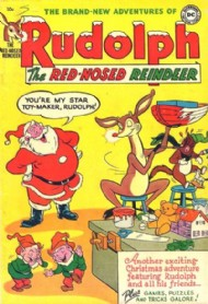 Rudolph, the Red-Nosed Reindeer  #4