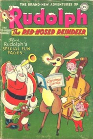Rudolph, the Red-Nosed Reindeer  #5