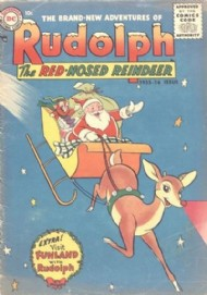 Rudolph, the Red-Nosed Reindeer  #6