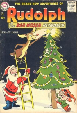 Rudolph, the Red-Nosed Reindeer #7