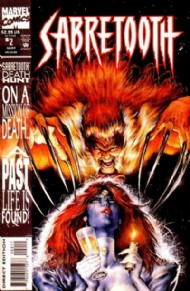 Sabretooth (1st Series) 1993 #2