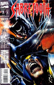 Sabretooth (1st Series) 1993 #3