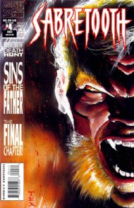 Sabretooth (1st Series) 1993 #4
