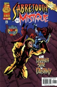Sabretooth and Mystique 2006 - 2007 #1