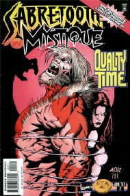 Sabretooth and Mystique 2006 - 2007 #2