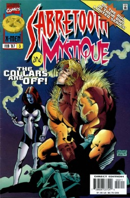 Sabretooth and Mystique #3