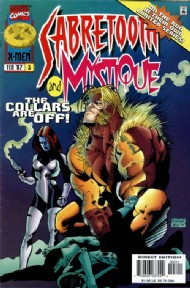 Sabretooth and Mystique 2006 - 2007 #3