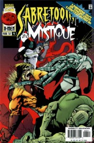 Sabretooth and Mystique 2006 - 2007 #4