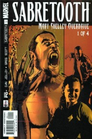 Sabretooth: Mary Shelley Overdrive 2002 #1