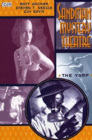 Sandman Mystery Theatre: the Vamp 2005
