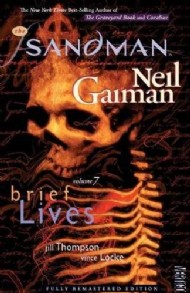 Sandman: Brief Lives 1994 #7