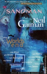 Sandman: World's End 1994 #8