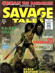 Savage Tales 1971 - 1975 #1