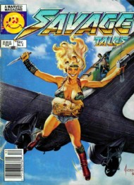 Savage Tales (2nd Series) 1985 - 1986 #8