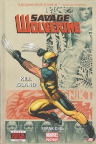 Savage Wolverine: Kill Island 2013
