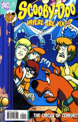 Scooby-Doo, Where Are You? #5