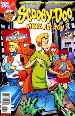 Scooby-Doo, Where Are You? #6