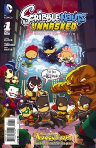 Scribblenauts Unmasked: Crisis of Imagination 2014 #1