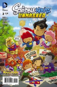 Scribblenauts Unmasked: Crisis of Imagination 2014 #2