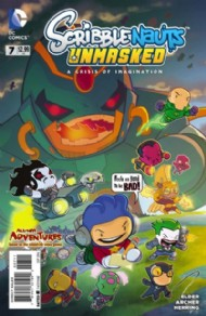 Scribblenauts Unmasked: Crisis of Imagination 2014 #7