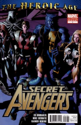 Secret Avengers (1st Series) #1