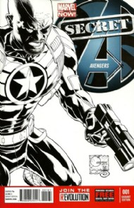 Secret Avengers (2nd Series) 2013 - 2014 #1